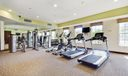 Canterbury Place gym