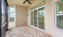 Covered Screened Porch