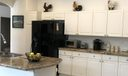 Gas Stove & Granite Counter Tops