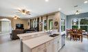 Kitchen/Breakfast Area/Family Room