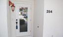 NEW DOUBLE PANE INSIDE LOUVERED DOOR