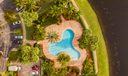 Murano Community Pool Aerial