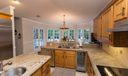 1955 kitchen french doors