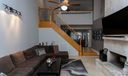 1955 den to stairs