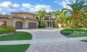 $9000 Canary Palm - redone landscaping