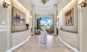 Grand Foyer Leads to Incredible View