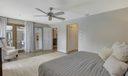 Hallway: Master Bedroom to Bath