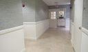Southside 1st level hallway