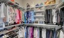1 of 2 Master Walk In  Closets