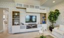 Built In Wall Unit In Club Rm