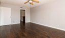 5 - Wood Laminate Floors in Bedrooms