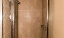 8 - Tiled Master Shower