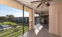 12 - Large Screened in Balcony