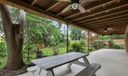 Large, Covered Patio