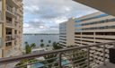 Balcony and View of Intracoastal