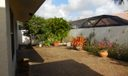 Private Walled rear Courtyard