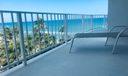 Balcony & Ocean