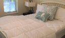 Guest Bedroom With Quees Bed