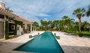 Amazing setting for pool