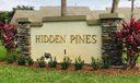 hidden pines entry
