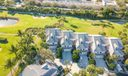 Aerial view of Townhouse
