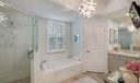 Master Bathroom - Spa Style with TV