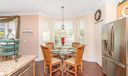 Breakfast Nook / Kitchen