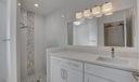 Frameless Shower Master Bathroom