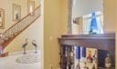 Foyer & Built-in Bar