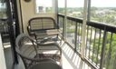 Large Screened Balcony