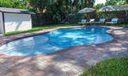 Private Salt water pool