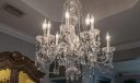 CRYSTAL CHANDELIER STAY