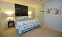 Spacious and Bright master bedroom