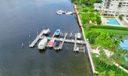 La Fontana 304 dock