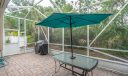 LARGE SCREENED PATIO