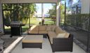 Large Covered Screened Patio