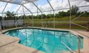 SCREENED POOL & PATIO AREA