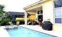 New Deck, Pool Spa
