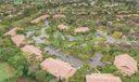 Aerial view of Dunbar Woods