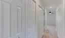 Multiple Closets Master Bedroom