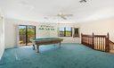 22783 La Corniche Way Game Room Loft