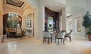 Wet Bar and Dining