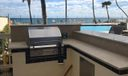 Grill Area on Pool Deck