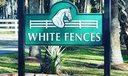 White Fences logo