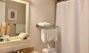 GUEST BATHROOM - SHOWER - TUB
