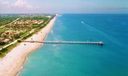 AERIAL VIEW JUNO PIER TO UNIT