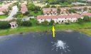 Overhead Back of Home - Lake