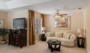 Owner's Suite Sitting Area