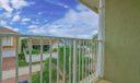 Third Bedroom Balcony