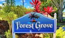Forest Grove sign